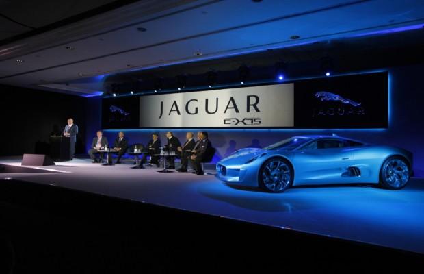 Jaguar: Auf dem Sprung in eine neue Aera
