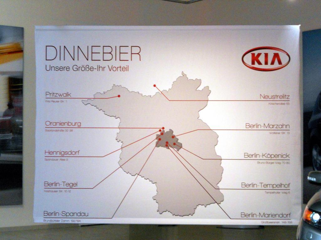 Kia und Dinnebier