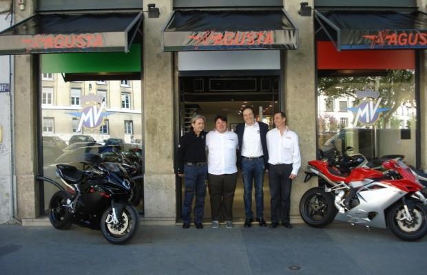 MV Agusta erweitert Händlernetz in Frankreich
