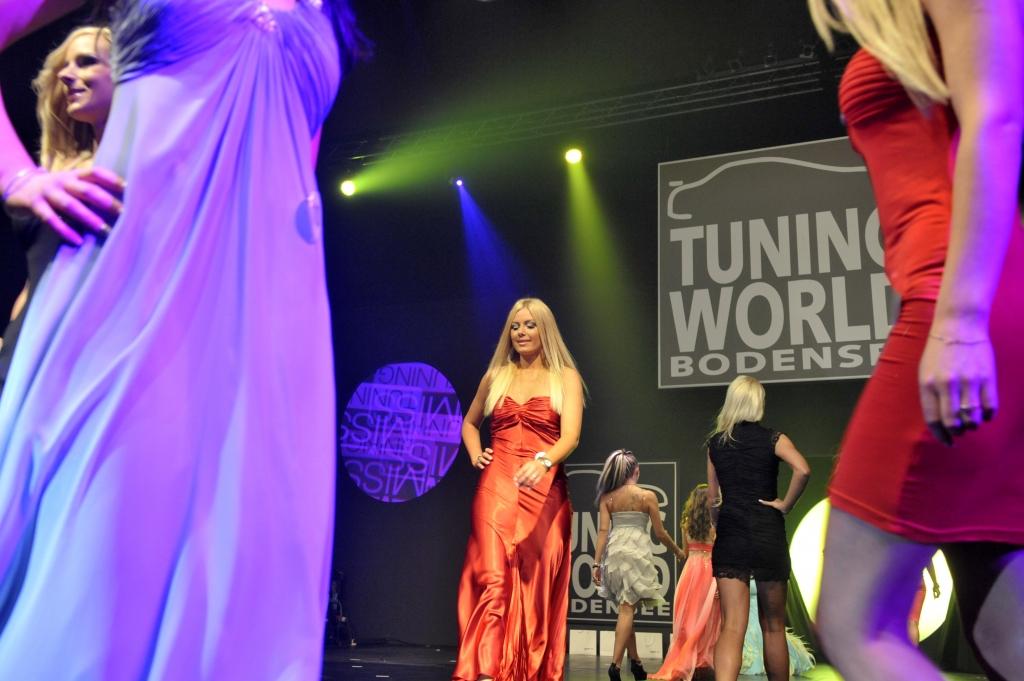 Mandy Lange ist neue ''Miss Tuning''