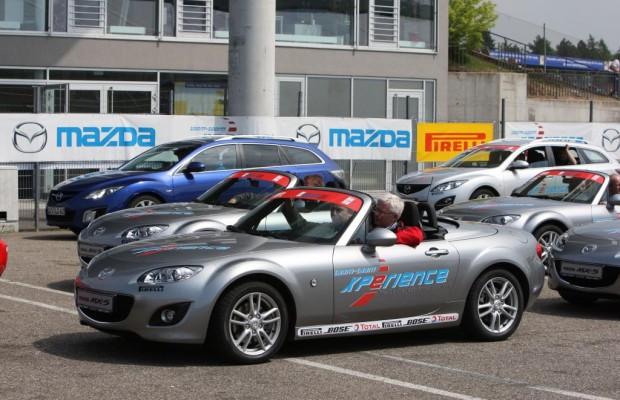 Mazda sucht den