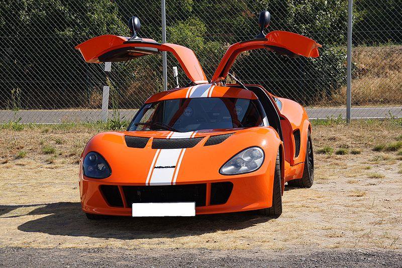 Melkus 2000 GT Quelle: Wikipedia