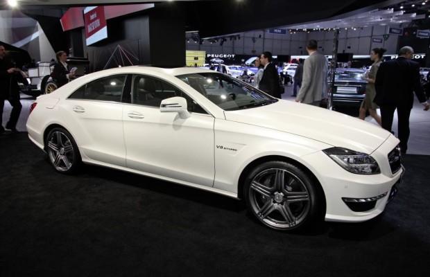 Mercedes-Benz B-Klasse, CLS und SLS AMG am wertbeständigsten