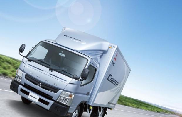 Mitsubishi Fuso wächst in Europa aktuell um 31 Prozent