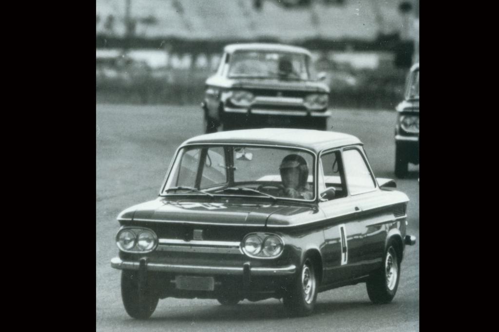 NSU 1200C, 1969