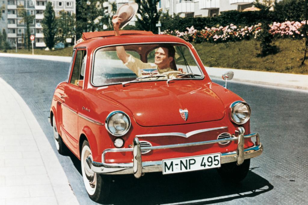 NSU Prinz II von 1959