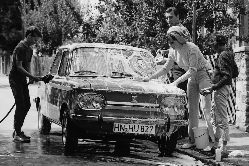 NSU TT, 1968