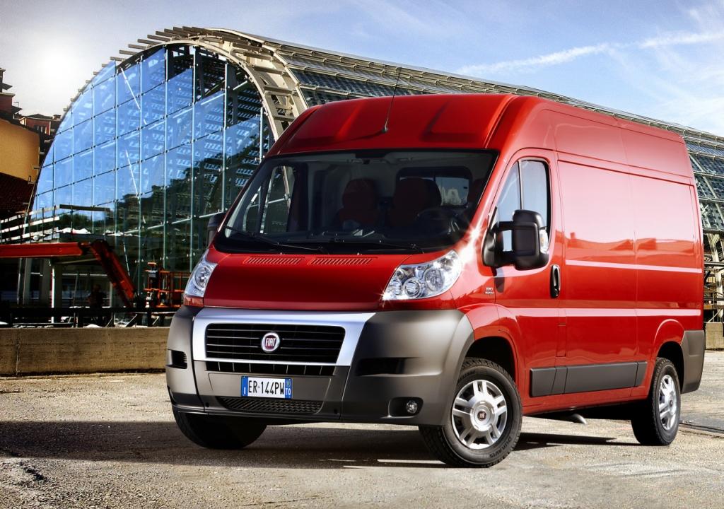 Neue Motoren für den Fiat Ducato