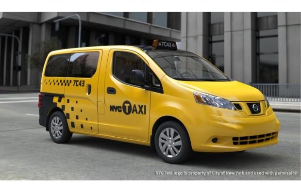 Neue Taxi-Flotte - New York wählt den Japan-Bus