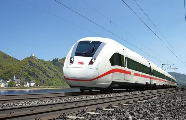 Neuer Intercity ICx - Leichter in die Zukunft