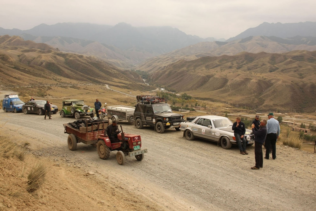New Silk Road Quelle: China Tours