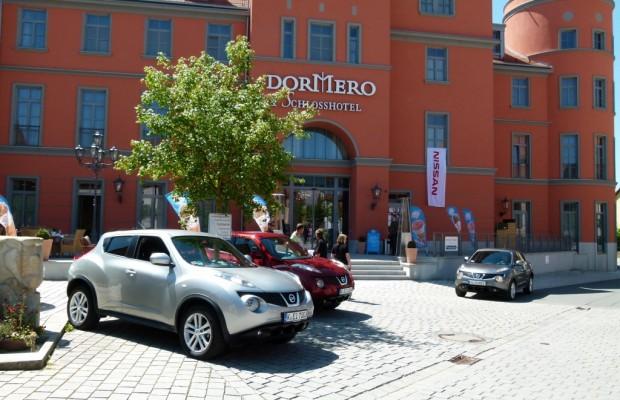 Nissan Juke, Nissan Note, Nissan Micra: Drei Großstädter in ihrem Element