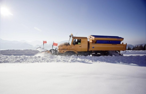 Nur noch 26 Alpenpässe gesperrt