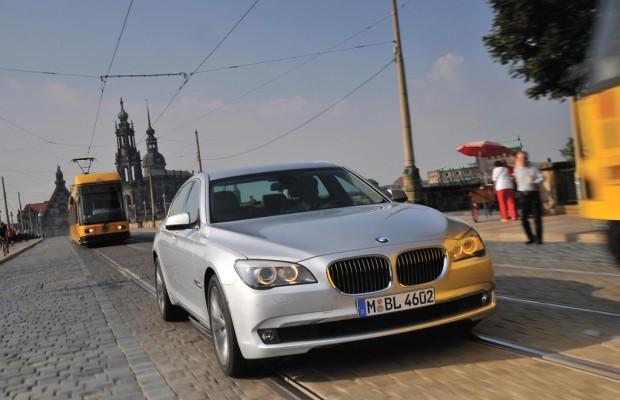 Oberklasse-Autos bleiben unter 10 Litern Verbrauch