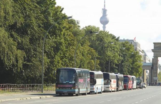 Personenbeförderung - Mit dem Fernbus in den Stau