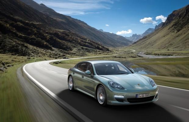 Porsche Panamera - Diesel schlägt Hybrid