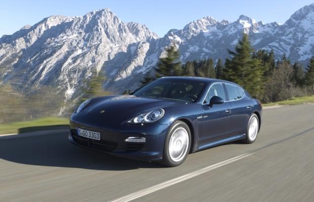 Porsche Panamera S Hybrid - Die Kraft der zwei Herzen erfordert ein gut gefülltes Portemonnaie
