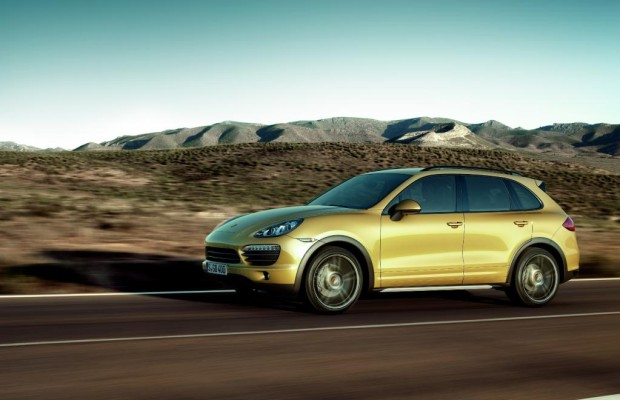 Porsche verbucht Rekordmonat in den USA