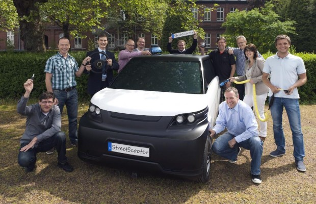 RWTH Aachen entwickelt bedarfsgerechtes Elektroauto
