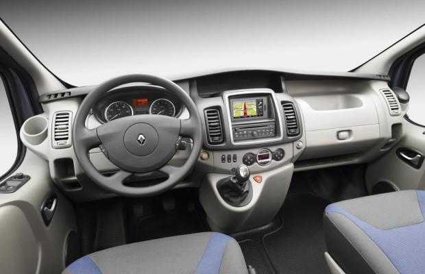 Renault-Transporter ab sofort mit TomTom-Navigation