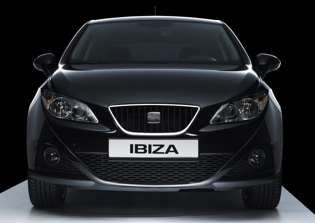 SEAT Ibiza Sonderedition Rock am Ring
