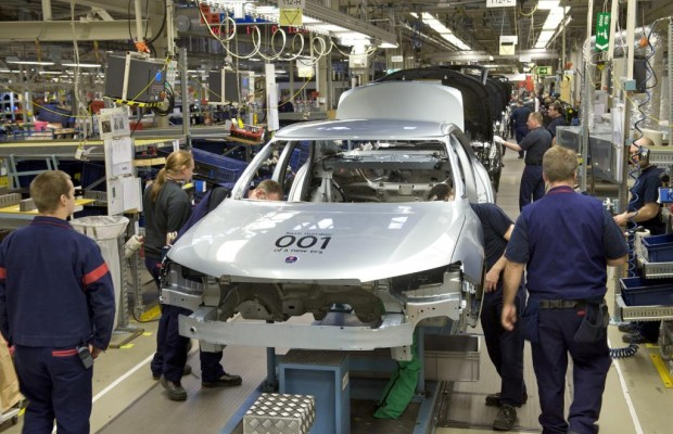 Saab: Wieder sollen es Chinesen richten