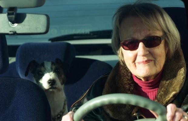 Senioren am Steuer - Assistenten helfen