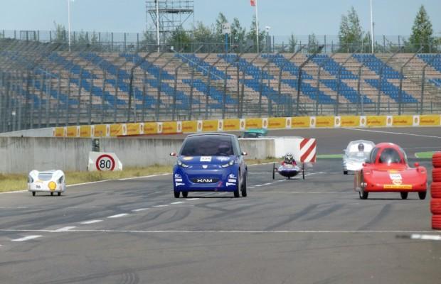 Shell Eco-Marathon Europe 2011 - Mit acht Litern um die Welt