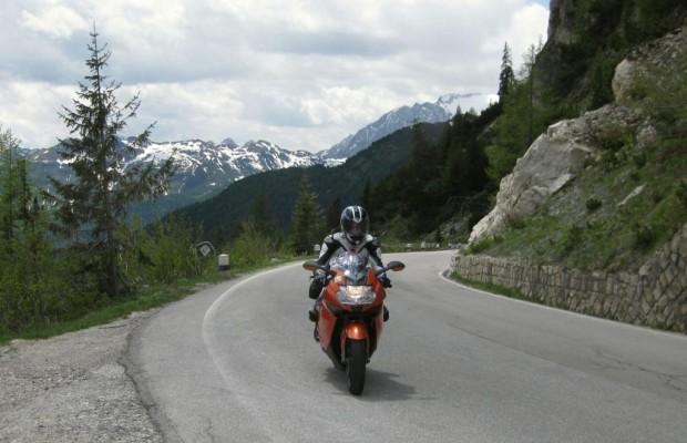 Tipp zur Motorrad-Reise: Mautpickerl vorab kaufen