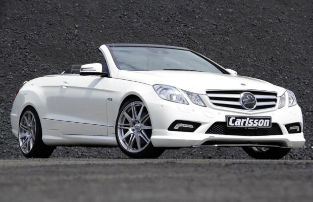 Tuning: Mehr Power für Mercedes-Benz E-Klasse Cabrio