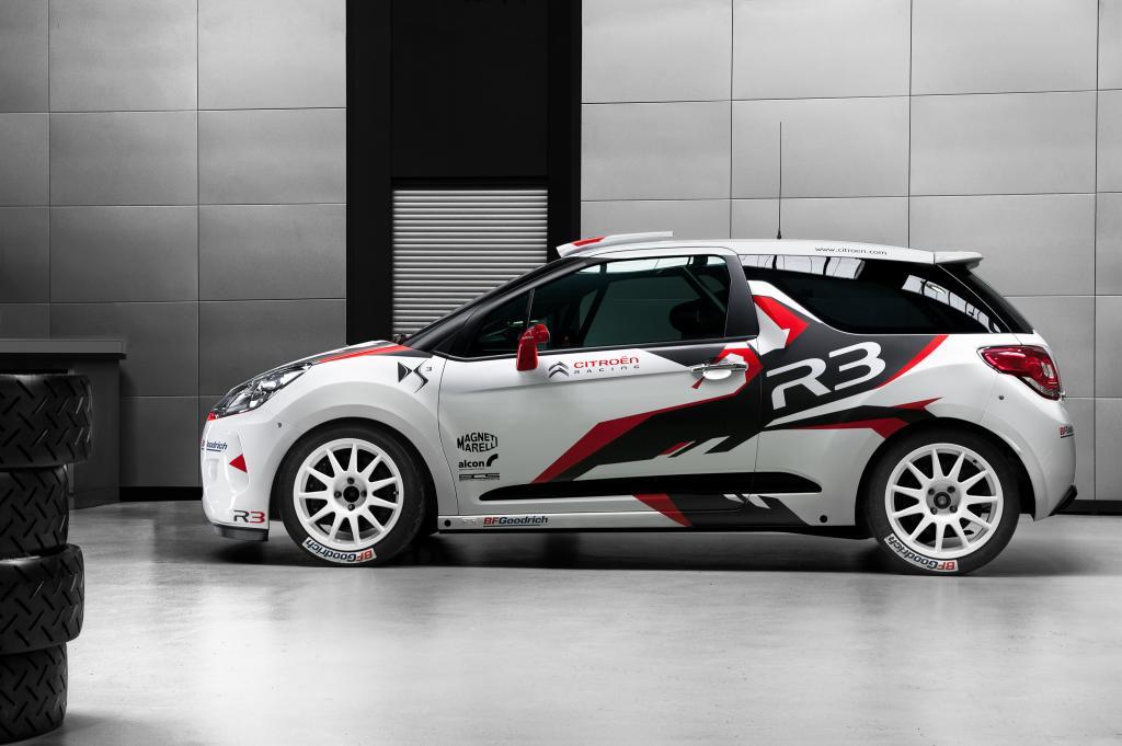 Tuning World Bodensee 2011: Citroën zeigt den DS3 R3