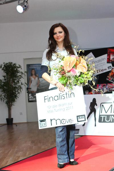 Tuning World Bodensee 2011: Miss Tuning 2011 - Finalistinnen stehen fest