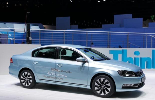 VW Passat Bluemotion - Sparen beim Händler und an der Tanke
