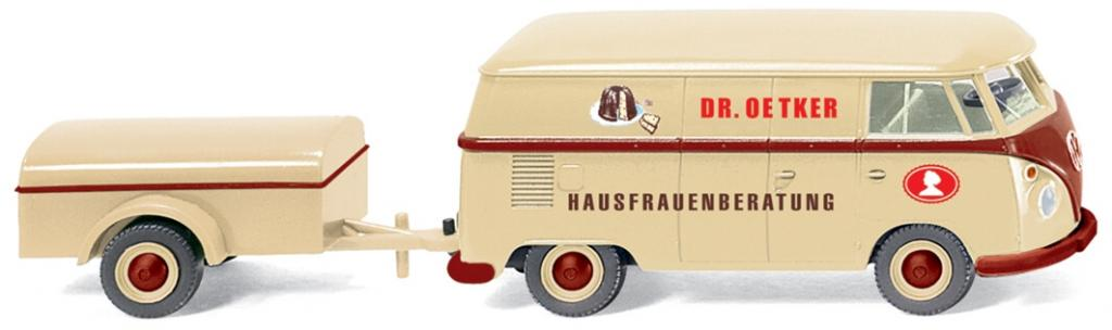 VW T1-Gespann von Wiking.