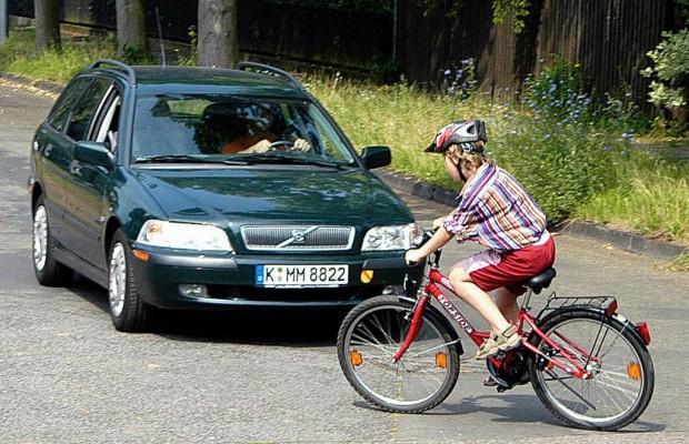 Verkehrsrecht: Fahrrad - Gehweg nur für Kinder