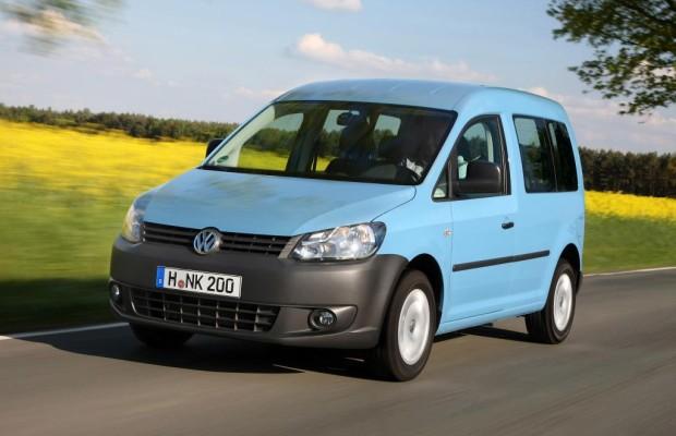 Volkswagen Caddy auch mit Autogas lieferbar
