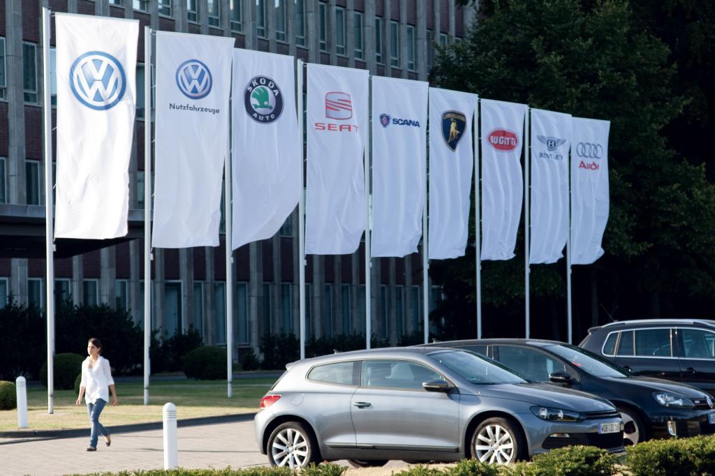 Volkswagen-Konzern - Nicht produktiv genug