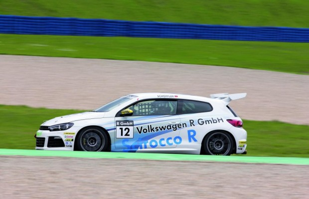 Volkswagen Scirocco R-Cup jetzt auch in China