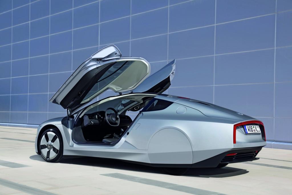 Volkswagen XL1 ist