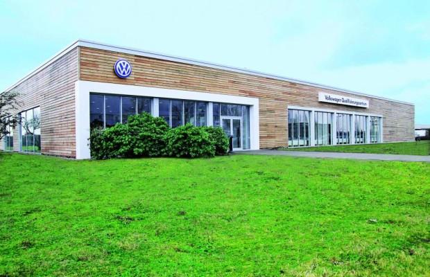 Volkswagen treibt Gebäudesanierung in seiner Handelsorganisation voran