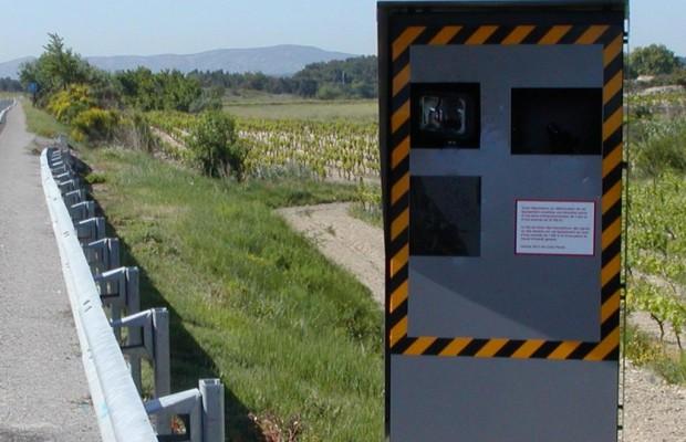 Vorsicht Falle - Frankreich streicht Hinweise auf Radarkontrollen
