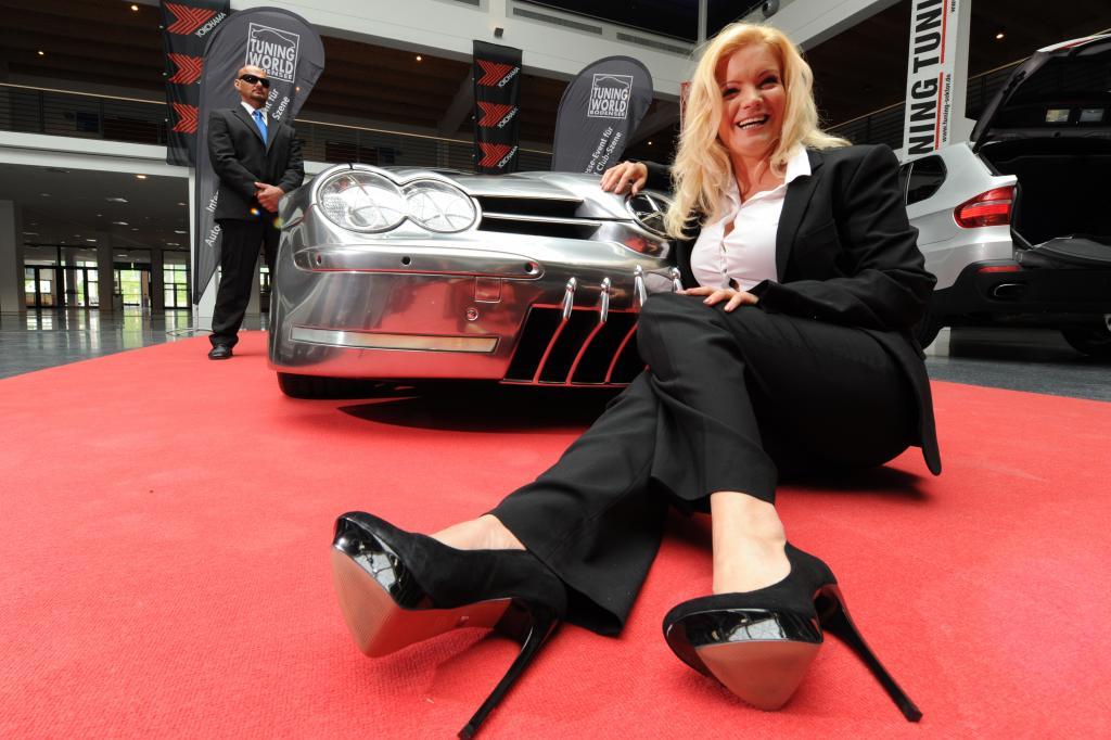 Weltpremiere am Bodensee: Das Wellnessauto der Zukunft
