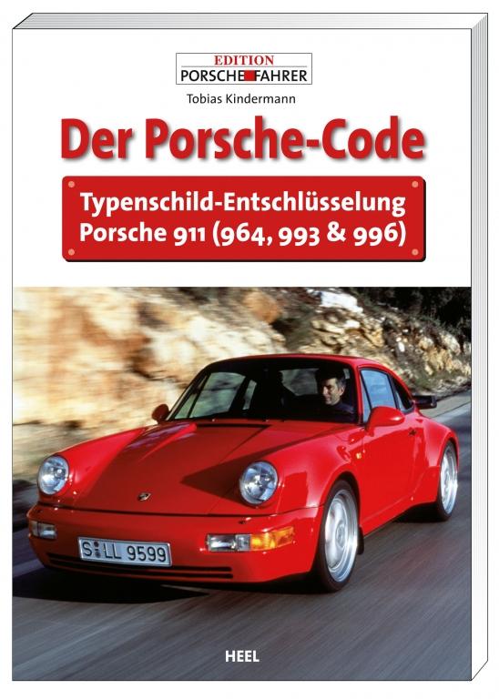 auto.de-Buchtipp: Der Porsche-Code - Typenschild-Entschlüsselung Porsche 911