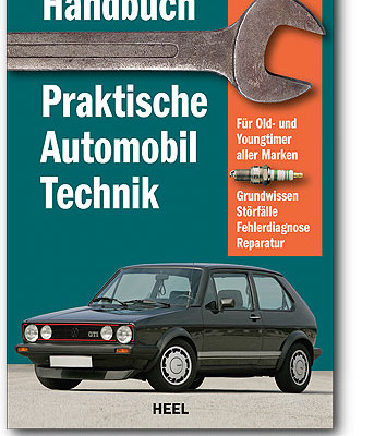auto.de-Buchtipp: Handbuch Praktische Automobil Technik