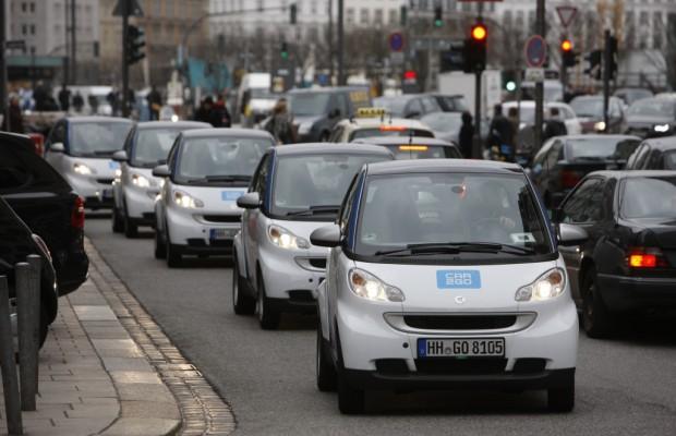 Über 1000 Car2go-Smart auf zwei Kontinenten