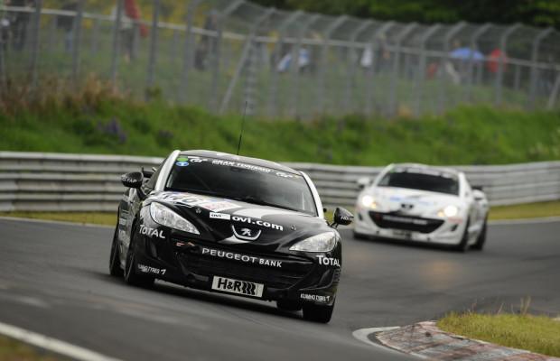 24-Stunden-Rennen: Peugeot will Klassensieg auf der Nordschleife wiederholen