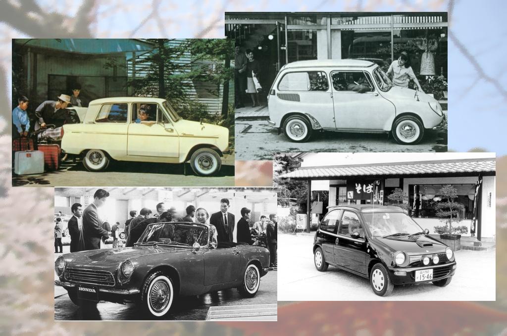 55 Jahre Japan-Minis - Kraft und Kitsch in kuriosen Kei-Cars
