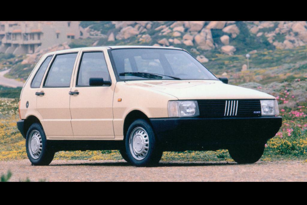 Als Nachfolger des 127 kam der Fiat Uno