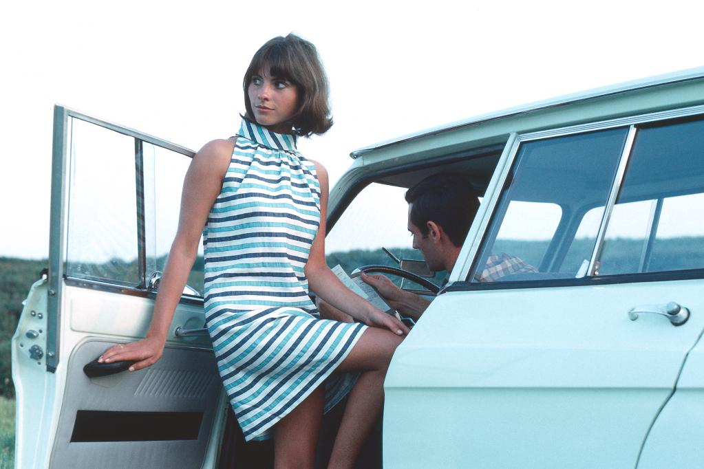 Angesiedelt zwischen dem Kleinwagen 2CV und der Oberklasselimousine DS findet der Ami seine Lücke im Produktportfolio der Franzosen. Zielgruppe sind Paare und junge Familien.