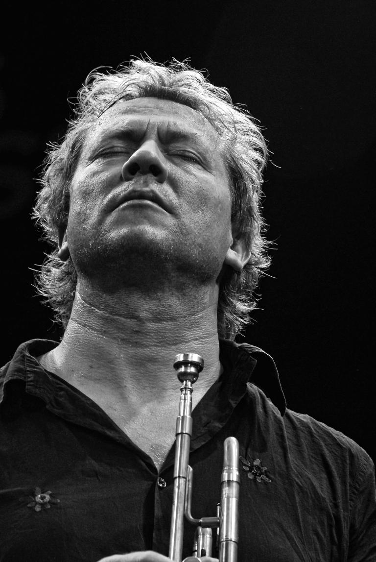 Auch Nils Petter Molvaer spielt auf dem Jazz-Festival in Moers (10. - 12. Juni).